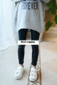Fashion - Black Legging