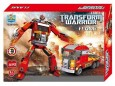 Lego Transform Warrior Flame