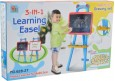 Learning Easel / Papan Tulis 3in1