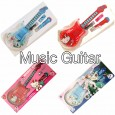 Mainan Music Guitar Electric Hello Kitty & Frozen +  Mic N Sound