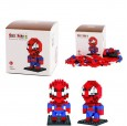 Spiderman Nanoblock