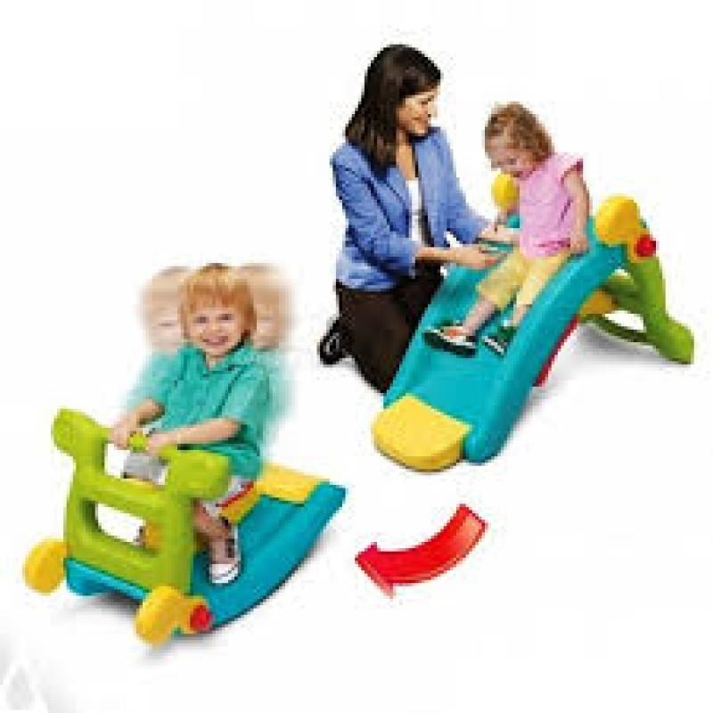 Grow  n Up 2 in 1 Slide To Rocker