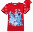 Tee - Frozen Red
