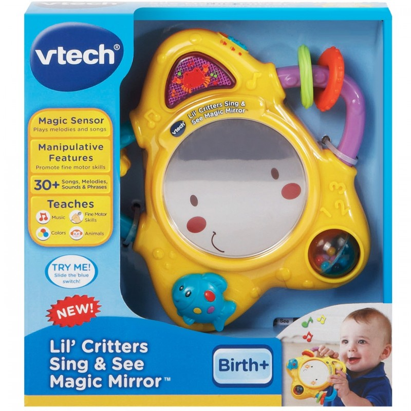Vtech Lil' Critters Sing & See Magic Mirror