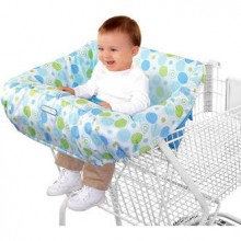 Bright Starts Comfort and Harmony Cozy Cart Cover